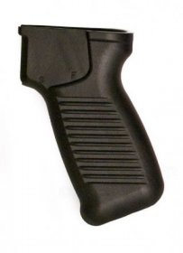Pistol Grip AK-47 Milled & Stamped Receivers Ambi Safety Metal Insert Reinforced Polymer Matte Black