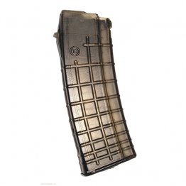 5.56x45mm/.223Rem Caliber 30 Round Magazine Circle 10 Waffle Pattern