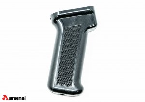 Black Shiny Pistol Grip US Made