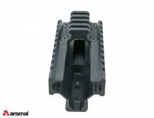 Rail System, Quad Rail for Saiga 12 Shotgun, Arsenal Inc.