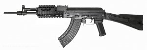 SLR-107CR Picatinny Quad-Rail