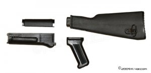 Black Polymer Stock Set INTM US