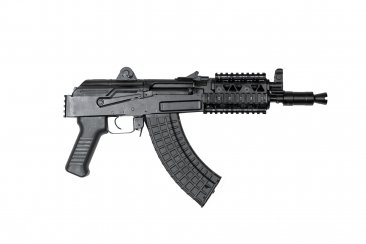 SAM7K Pistol Rear Picatinny Rail - Quad Rail