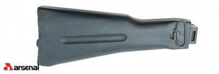 Left Side Fold 4.5mm Pivot Pin Black Buttstock