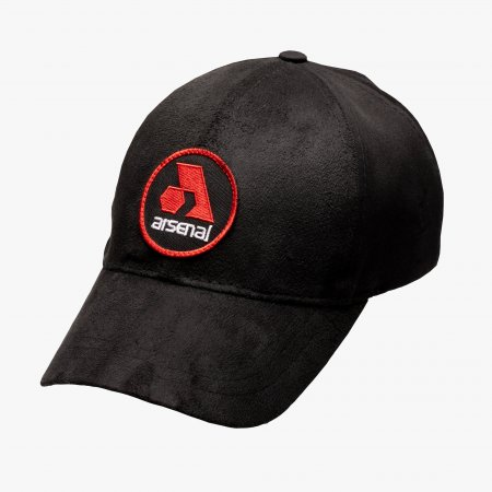 Arsenal Men's Logo Cap, Black