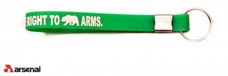 """The Right to Bear Arms"" Keychain / Bracelet"
