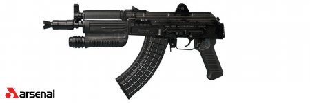 SAM7K PISTOL with Tactical Flash Light