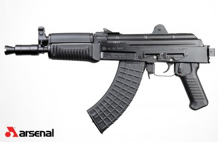 SAM7K Pistol Rear Picatinny Rail