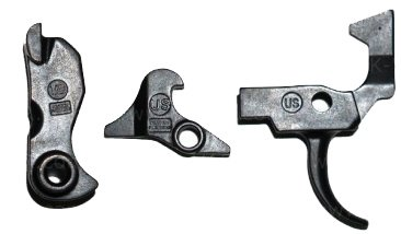 Fire Control Group (Hammer, Single Catch Trigger and Disconnector)