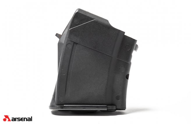 7.62x39mm Black 10 Round Magazine