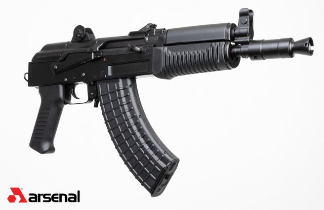 SAM7K-01 7.62x39mm Semi-Automatic Pistol