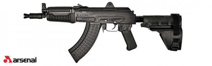 SAM7K-03 7.62x39mm Semi-Automatic Pistol