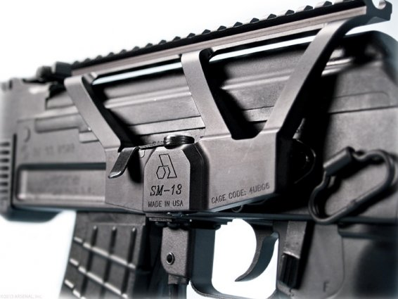 Standard Profile Picatinny Optic Mount for AK Variants